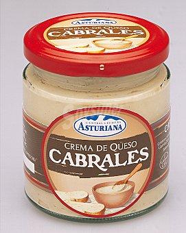 Central Lechera Asturiana Crema de queso cabrales Tarrina 200 g