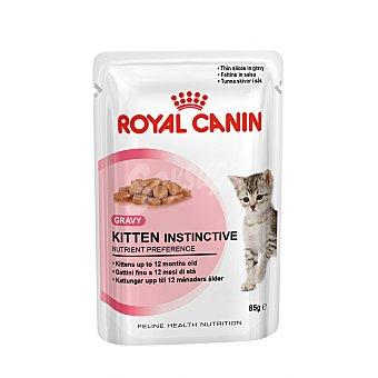Royal Canin Comida húmeda para gatitos Kitten Instinctive Envase 85 g