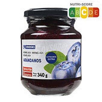 Eroski Mermelada de arándanos 340 g