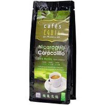 CAFÉS EGUIA Café molido Nicaragua caracolillo 250 grs