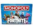 Juego de mesa de estrategia edición Fortnite, de 2 a 7 jugadores monopoly  Monopoly