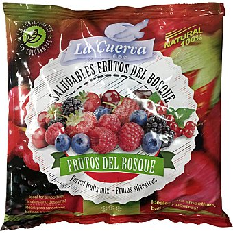 La Cuerva Frutas del bosque ideales para smoothies 100% naturales bolsa 300 g bolsa 300 g