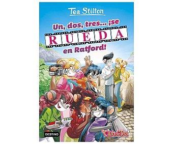 Destino Vida en Ratford 11: Uno, dos, tres ¡Se rueda en Ratford!. VV.AA., Género: Infantil, Editorial: