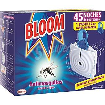 Bloom Insecticida volador eléctrico antimosquitos común y tigre aparato + recambio