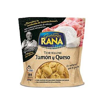 Rana Ravioli jamón y queso Bolsa 250 g