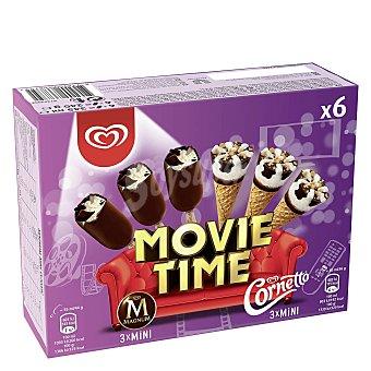 Frigo Helados mini Movie time 6 ud