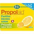 Propolaid pastillas blandas suizas con propolis sabor limon sin azucar caja 50 g 50 g ESI