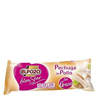 EL POZO-BIENSTAR Jamón cocido bajo en grasa reducido en sal mini 400 g
