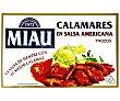 Calamares en salsa americana 72 g Miau