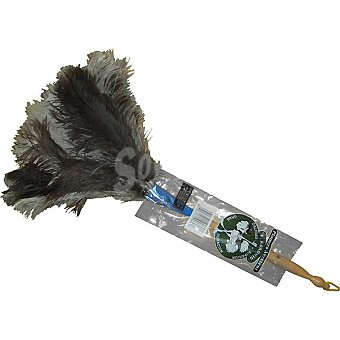 KORONIS Plumero de avestruz corto torneado n.º 6