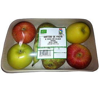 Biomundi Surtido de fruta variada ecológica Bandeja 800 g