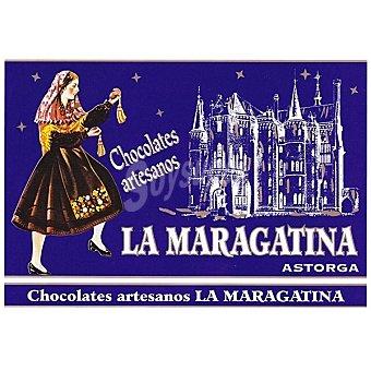 LA MARAGATINA Artesano chocolate negro a la taza Tableta 300 g
