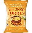 Patatas onduladas 170 g Alfonso Torres
