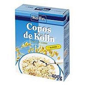 Kölln Cereales copos suaves Caja 400 g