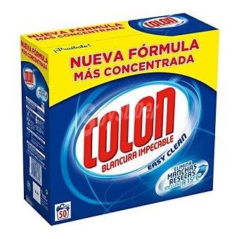 Colón Detergente en polvo 50 cacitos