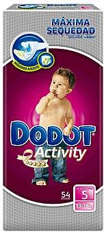 Dodot Dodot Activity Pañales Talla 5, 13-18kg, 54 uds 54 ud