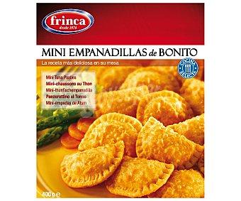 Frinca Mini empanadillas rellenas de bonito 400 g
