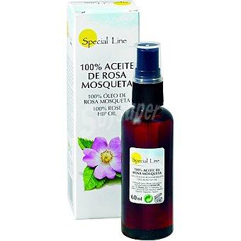 Special Line Aceite de rosa mosqueta Envase 60 ml