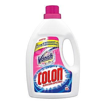 Colón Detergente líquido con Vanish 45 lavados