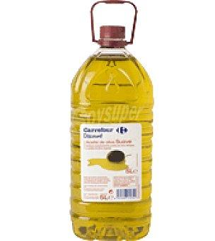 Carrefour Aceite de oliva suave Garrafa de 5 l