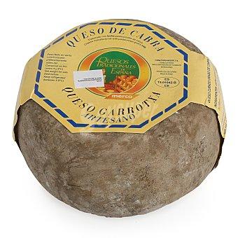 Consorcio Queso puro de oveja D.O.P. Idiazabal El de Quesos cuña 1/8, 200 G Envase de 200.0 g. aprox