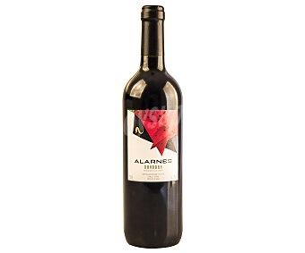 Alarnes Vino tinto con denominación de origen Navarra Botella de 75 cl