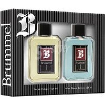 Brummel Colonia-After shave Pack 1 unid