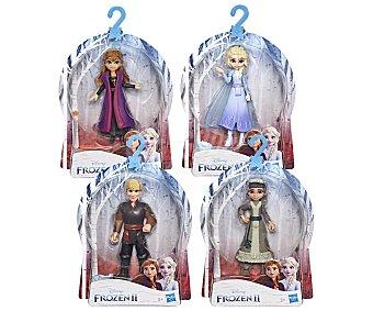 Disney Frozen Surtido de minimuñecas articuladas personajes Frozen 2, disney