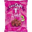 Cru Chips snack light de vacuno deshidratado envase 40 g envase 40 g Cecinas pablo