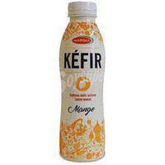 Margui Kéfir Yogur líquido de mango 500g 500 g