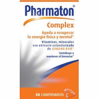PHARMATON Complex comprimidos Caja 30 unid