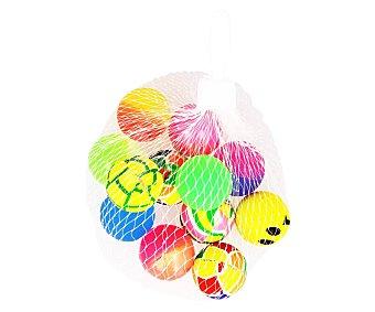Juguete exterior Mini pelotas de goma saltarinas, EXTERIOR.