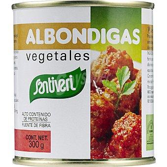 Santiveri albóndigas vegetales bote 300 g