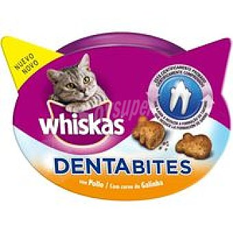 Whiskas Snack Dentabits para gato Lata 50 g