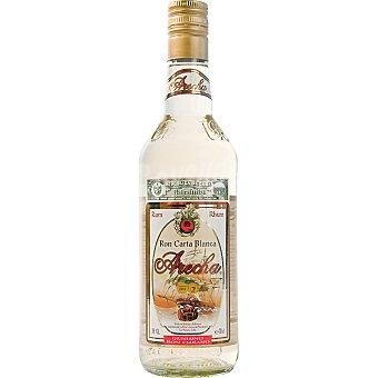 Arecha ron Carta Blanca cubano Botella 70 cl