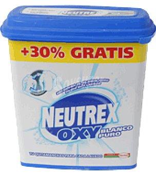 Neutrex Quitamanchas polvo blanco puro 913 g. 32 lavados