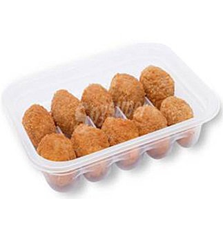 Bo de Debò Croquetas jamon-queso 10 UNI