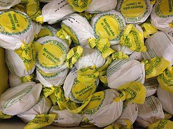 La Muralla Surtido granel mantecado limón a granel 30 g peso unidad