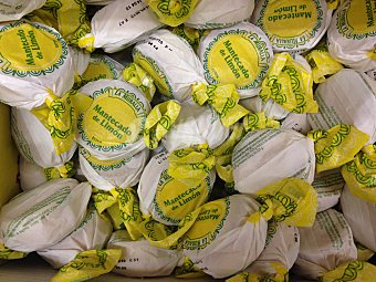 La Muralla Surtido granel mantecado limon 1 u