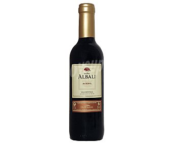 Viña Albali Vino Tinto Reserva Valdepeñas Botellín 37,5 cl