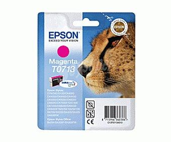 Epson Cartucho T0713 Magenta 1 Unidad