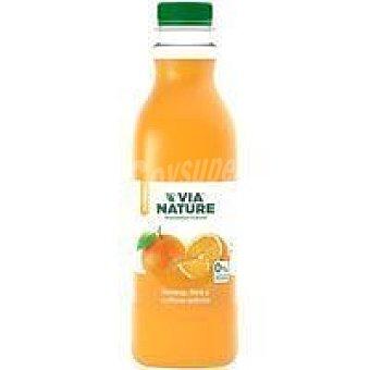 Vianature Zumo de naranja Botella 1 litro