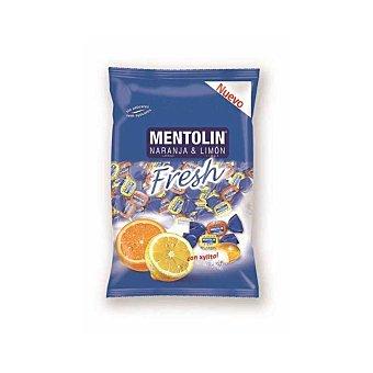 Mentolín Caramelo Fresh Naranja & Limón 100 g