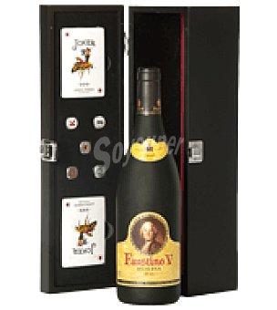Faustino V Lote 221. Vino tinto c.o.ca. Rioja Reserva 1 botella de 75 cl