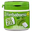 Chicle hierbabuena grageas sin azúcar Bote 100 g (70 uds) Hacendado