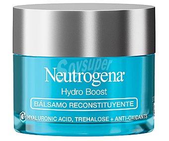 NEUTROGENA Hydro Boost Bálsamo con ácido Hialurónico y antioxidantes, con acción reconstituyente 50 ml