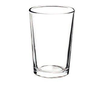EFG Vaso para agua fabricado en vidrio extrafino, 0,25 litros de capacidad, modelo Sevilla 1 unidad