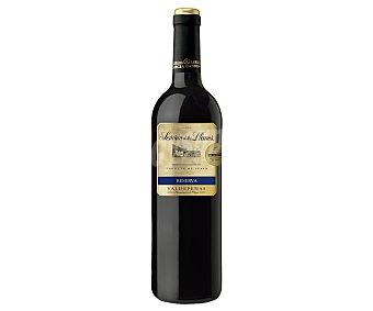 Señorio de Los Llanos Vino tinto reserva con denominación de origen Valdepeñas Botella de 75 cl