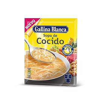 Gallina Blanca Sopa de cocido Sobre 72 g