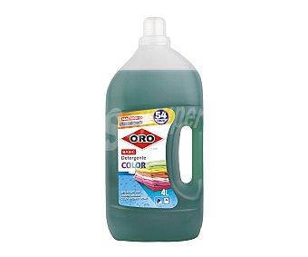 Oro Detergente gel color basic 4 l